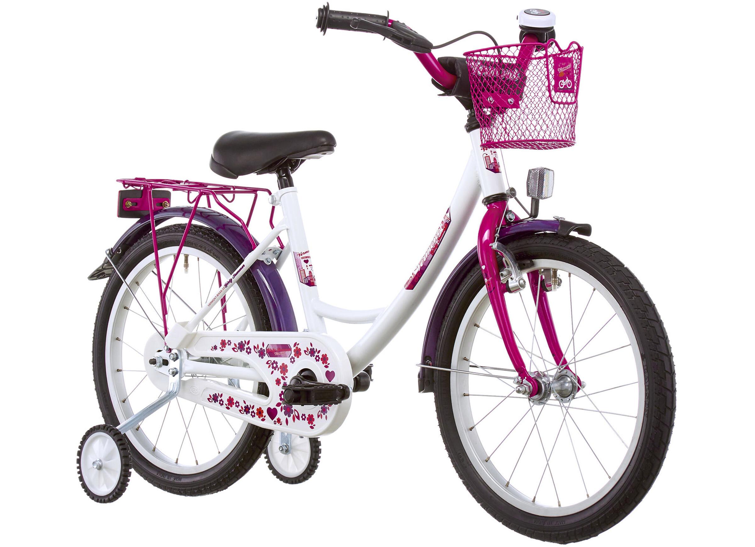 Vermont Girly Summer 18 - Bicicleta para niñas 18 - rosa | Bikester.es